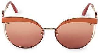 Roberto Cavalli 63MM Cat Eye Sunglasses