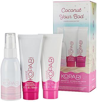 Kopari Coconut Your Bod Kit