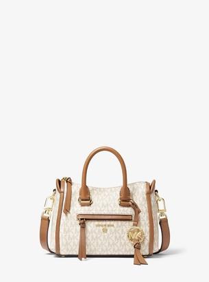 MICHAEL Michael Kors Carine Extra-Small Logo Crossbody Bag