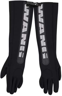 Alexander Wang \N Black Polyester Gloves