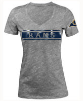 5th & Ocean Women's Los Angeles Rams Touchback LE T-Shirt