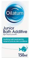 Oilatum Junior Eczema and Dry Skin Emollient Bath Additive, 150 ml