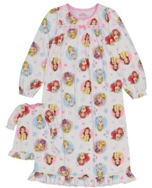 AME Disney Princess Big Girl Dorm Nightgown
