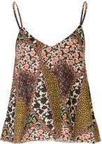 The Upside Keanu floral-print blouse