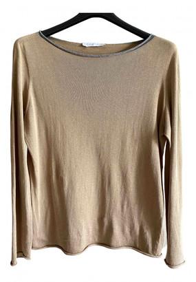 Fabiana Filippi Brown Cotton Knitwear