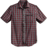 Sean John Men's Checked Shirt, Only at Macy's