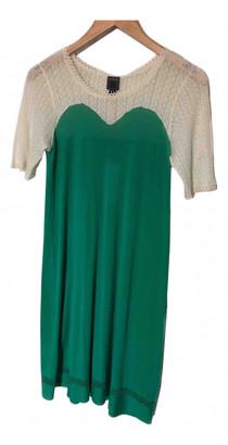 Orla Kiely Green Cotton Dresses