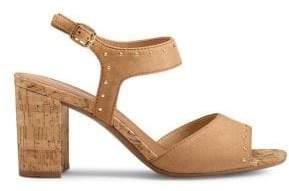 Aerosoles High Point Studded Cork Sandals