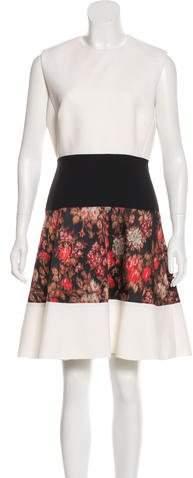 Giambattista Valli Sleeveless Knee-Length Dress w/ Tags