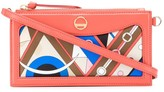 Emilio Pucci V-Vivara printed crossbody bag