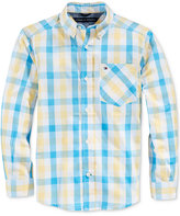 Tommy Hilfiger Jared Plaid Shirt, Little Boys (2-7)
