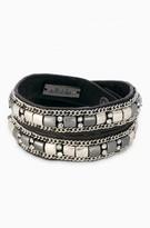 Cady Wrap Bracelet - Silver