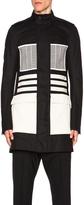 Rick Owens Ribbed Field Jacket