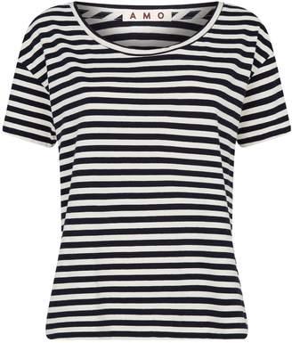 Amo Denim Stripe T-Shirt