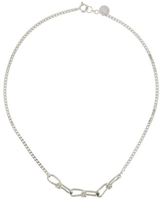 Annelise Michelson Wire Chain Gourmette necklace