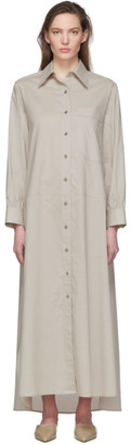 Julia Jentzsch Grey Xera Fina Shirt Dress