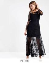 Glamorous Petite Lace Maxi Dress