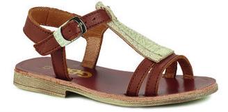 GBB LAZARO girls's Sandals in Brown