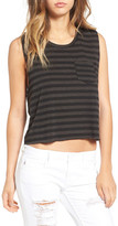 BP Stripe Pocket Tank