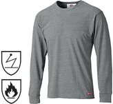Dickies Mens Modacrylic Flame Retardant Long Sleeve T-Shirt (XXL)