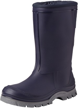 Start Rite Start-rite Unisex Kids Mud Buster Red Wellington Boots Blue (Navy_9) 5.5 UK 39 EU