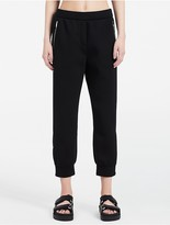 Calvin Klein Platinum Sculpted Slim Aviator Pants