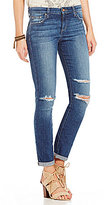 Joe's Jeans Addison Distressed Skinny Ankle Jeans