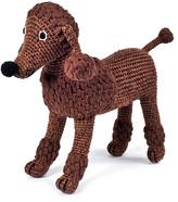 Anne Claire Crochet Poodle - Choco