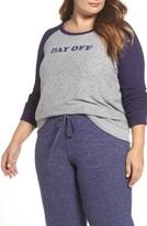 Make + Model Plus Size Women's Cozy Crew Lounge Sweater