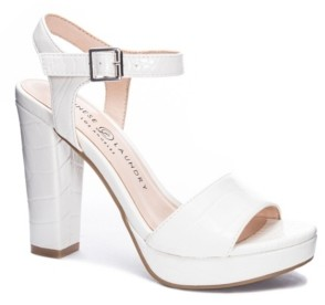 Chinese Laundry Women's Aced Platform Sandals Women's Shoes