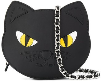 Moschino cat shape cross body bag
