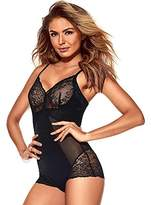 Spanx Plus Size Lace Collection Wire-Free Bodysuit
