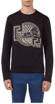 Versus Lion Sweatshirt Vintage