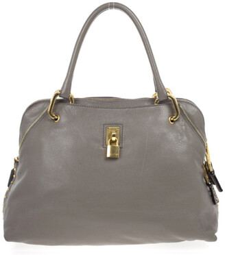 Marc Jacobs Grey Paradise Little Janice Bag