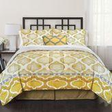 Republic Metro Mustard 4-piece Bed Set