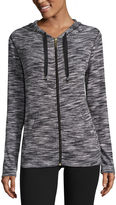 Made For Life Long Sleeve Jersey Hoodie Petites