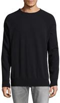 BLK DNM 67 Raglan Zipper Sweatshirt