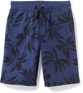 Old Navy Printed Fleece Shorts for Boys
