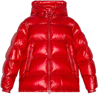 Moncler Ecrins Puffer Jacket in Red | FWRD
