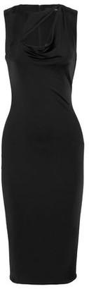 Cushnie 3/4 length dress