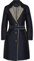 Rag & Bone Clayton Belted Cotton-Gabardine Coat