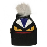 Fendi New moster backpack charm.