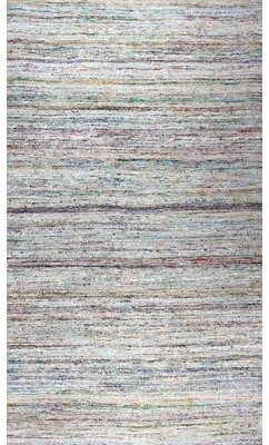 Moti Rugs Kilim Wool Gray Area Rug Rugs Rug Size: Rectangle 5' x 8'