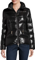 Moncler Daphne Quilted Puffer Coat