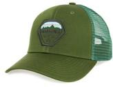 Patagonia Men's Fitz Roy Hex Trucker Cap - Green