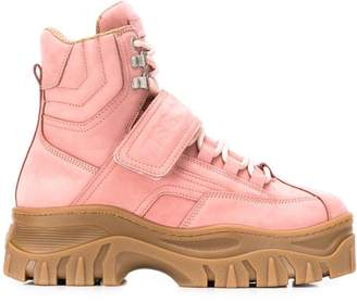 MSGM platform boots