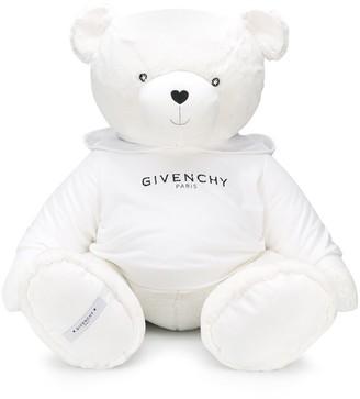 Givenchy Kids Logo Print Teddybear