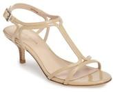 Pelle Moda Women's Abbie Strappy Kitten Heel Sandal