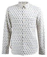 Universal Works Everyday Ikat Cross Shirt