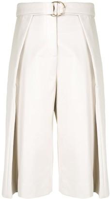 Eudon Choi Margit wide-leg cullote trousers